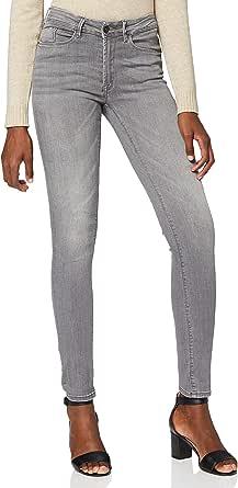 ICHI Erin Izaro Light Grey Jeans para Mujer