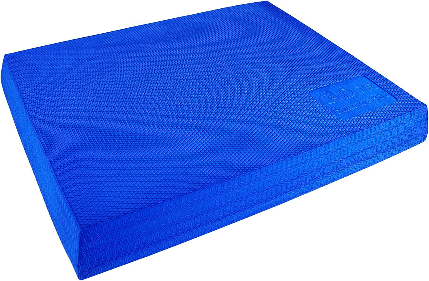 Power Systems Versa Balance Pad for Stability 83550 19 x 15 x 2 Inches Blue Strength and Coordination Training