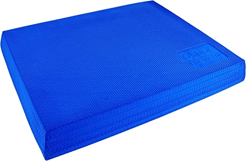 CanDo Balance Pad is a Foam Stability Trainer That s Terrific for Balance, Stretching, Physical Therapy, Mobility, Rehabilitation and core Strength Training.