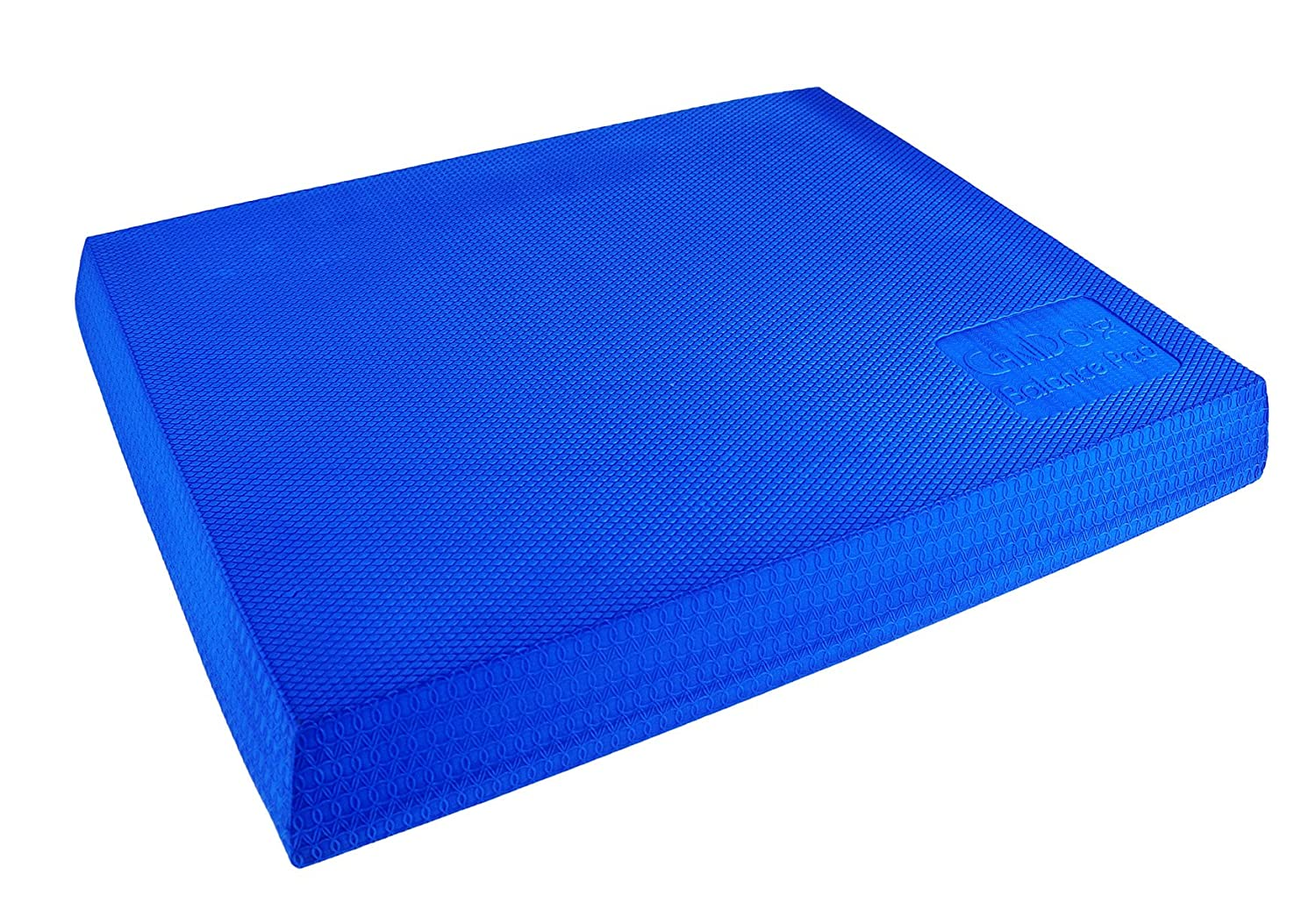 CanDo Balance Pad, 16 x 20 x 2.5, Blue Fabrication Enterprises 32-1500B FAB-32-1500B