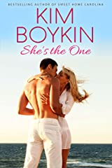 She's the One (Lowcountry Lovers Series Book 2) Kindle Edition