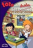 Les Blagues de Toto, Tome 15 : Les bonnes résolutions de Toto