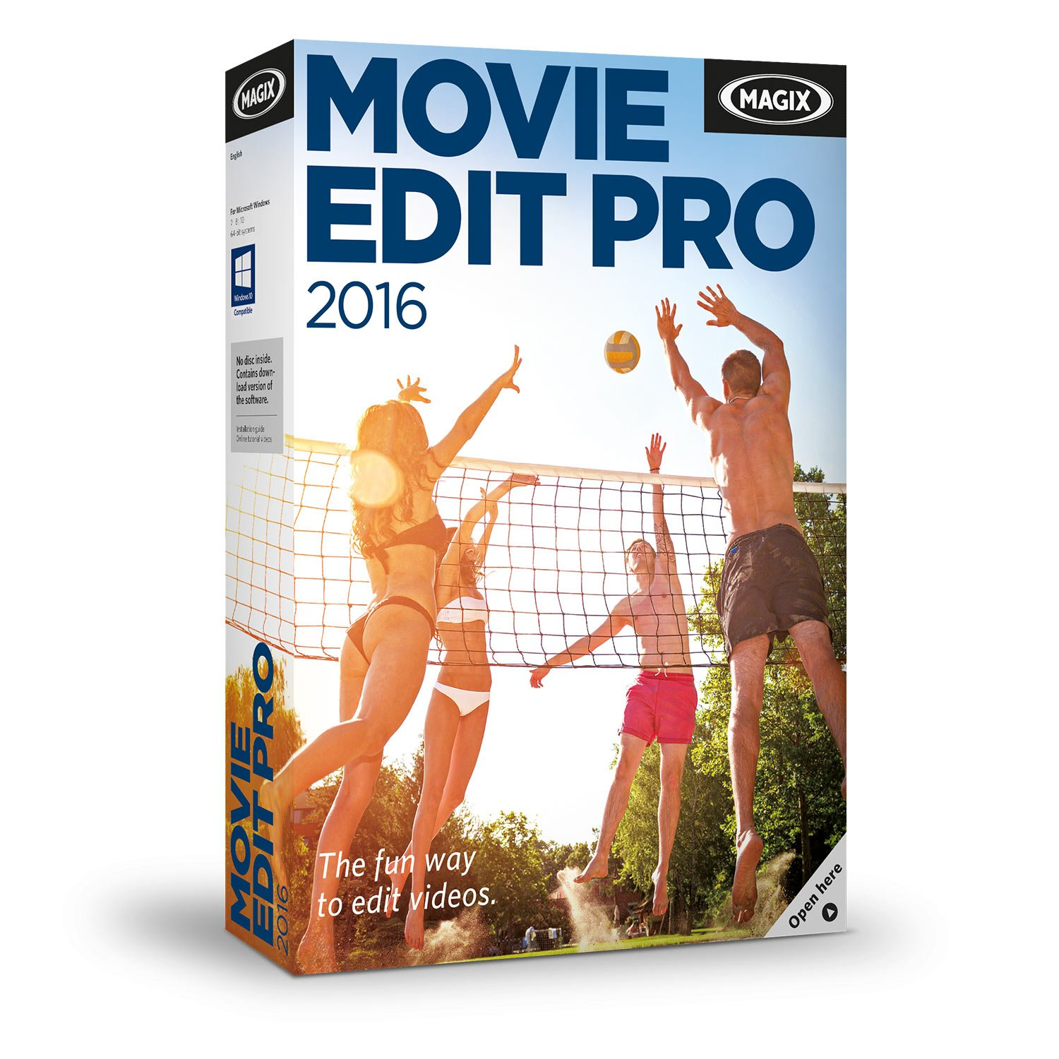 Amazoncom Magix Movie Edit Pro 2016 Software