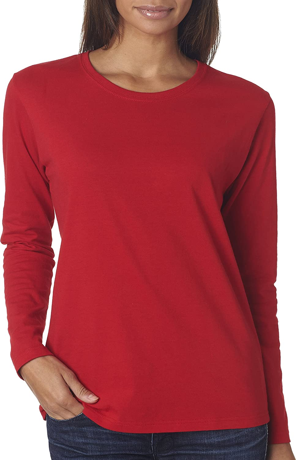 Gildan - Heavy Cotton Women's Long Sleeve T-Shirt - 5400L 2690
