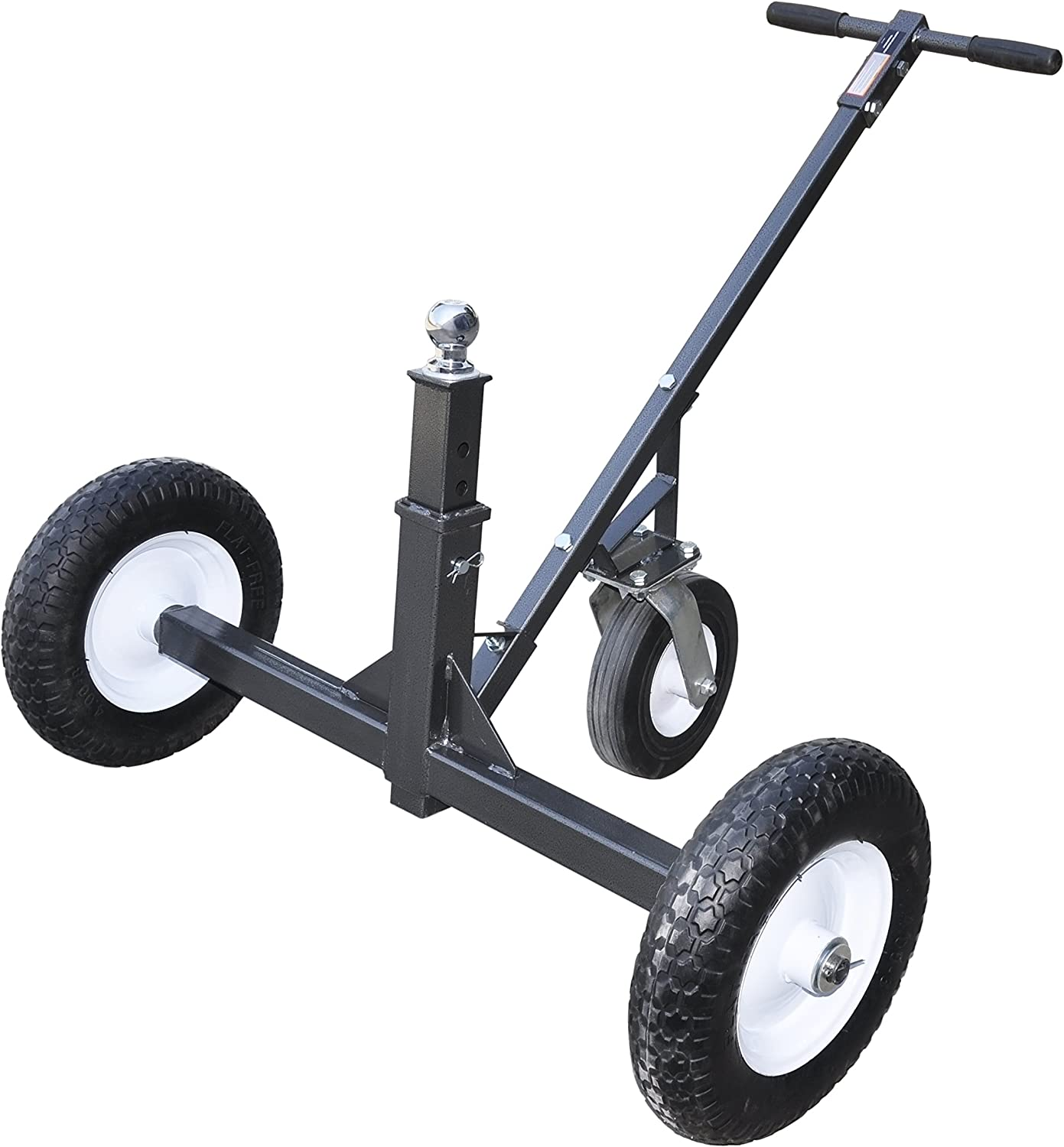 Tow Tuff Heavy-Duty Trailer Dolly