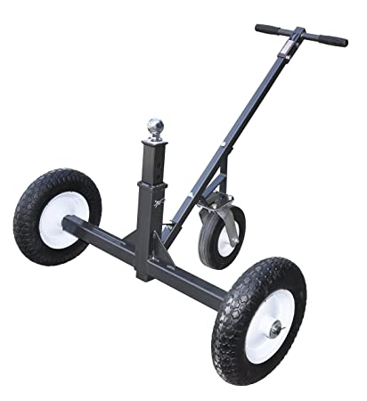 Amazon.com: HD Dolly Adjustable Trailer Moves with Caster: Garden ...