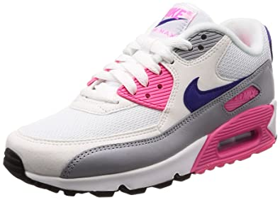 check out 254d6 ba520 Nike Womens Air Max 90 Running Shoes (7.5)