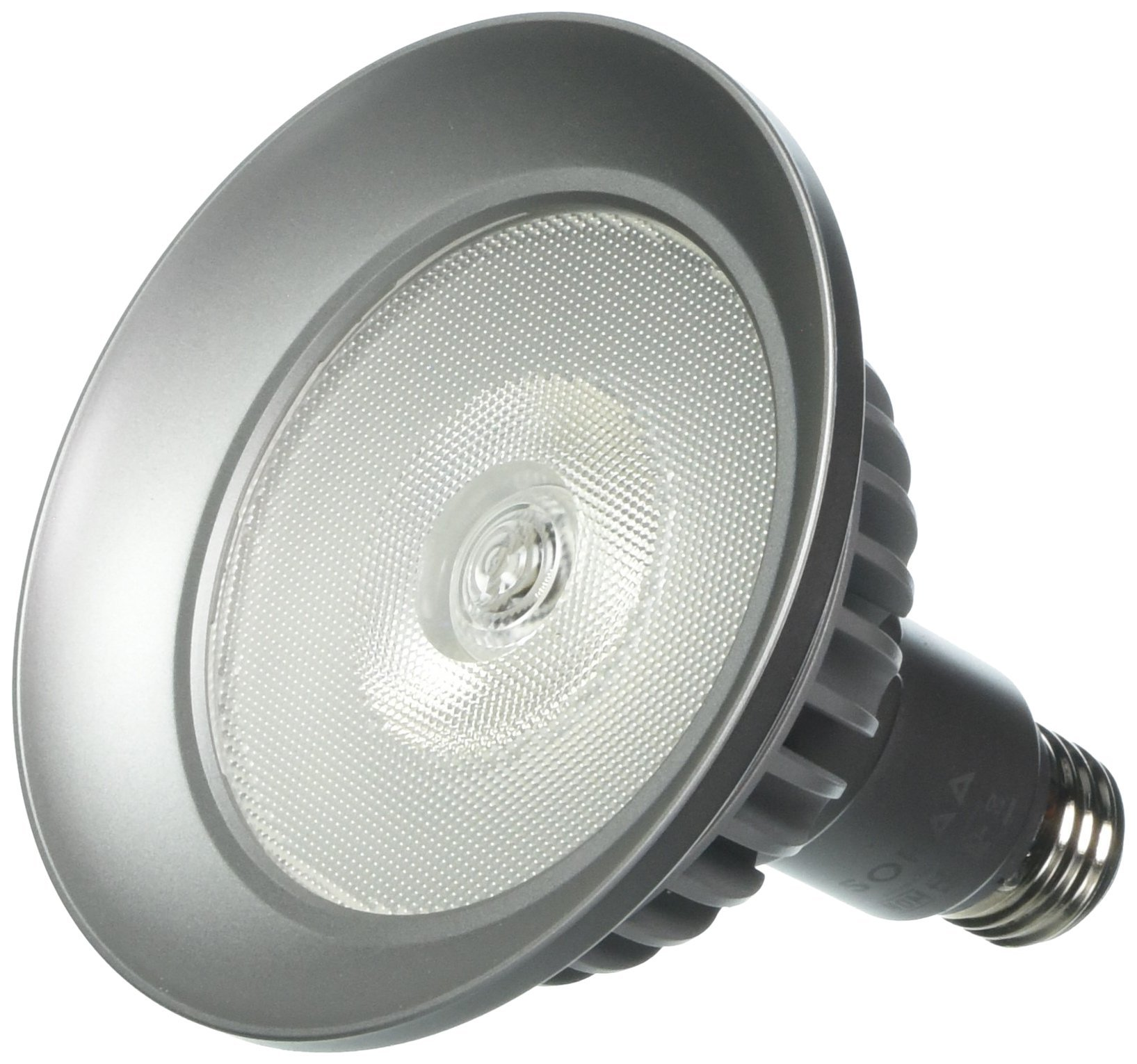 Bulbrite SP38-18-36D-930-03 SORAA 18.5W LED PAR38 3000K VIVID 36° Dimmable Light Bulb, Silver