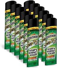 Spectracide Wasp & Hornet Killer3 (Aerosol) (HG-95715) (Pack of 12)