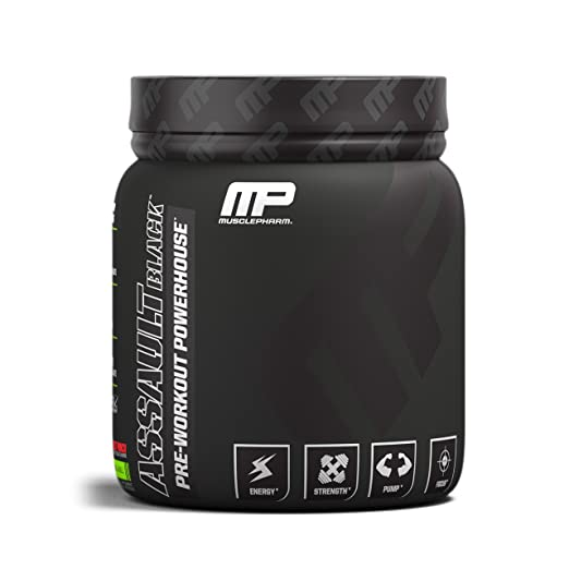 MusclePharm Assault Black Label