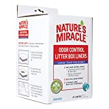 Nature's Miracle Odor Control Litter Box Liners, 27 Count