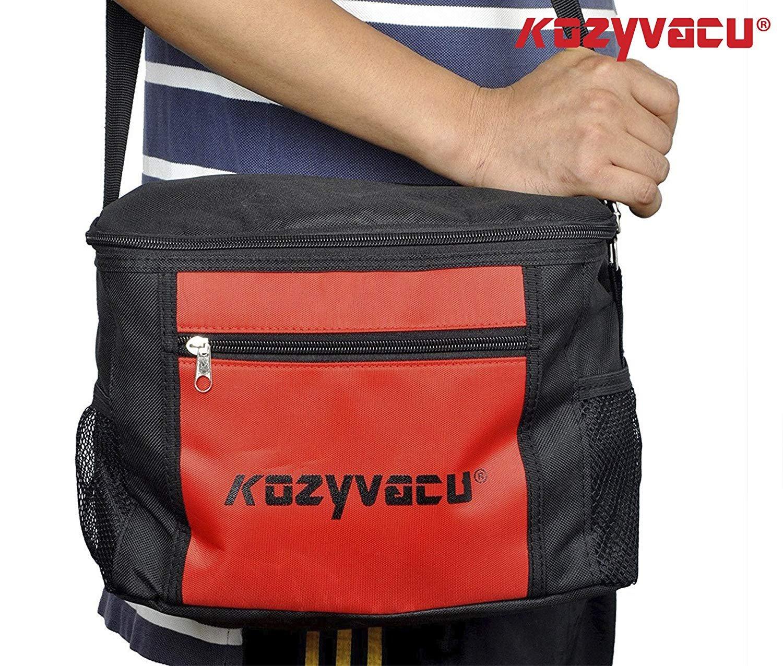 Kozyvacu AUTO AC Repair Complete Tool Kit with 1-Stage 3.5 CFM Vacuum Pump, Manifold Gauge Set, Hoses and its Acccessories by Kozyvacu (Image #7)