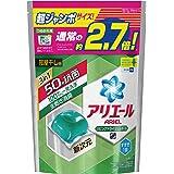 【大容量】 アリエール 洗濯洗剤 液体 リビングドライジェルボール 詰替用 超お得サイズ 940g (48個入り)