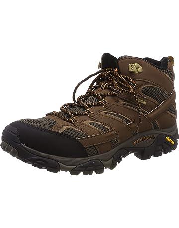 70631da7fc Merrell Men's Moab 2 Mid GTX High Rise Hiking Boots