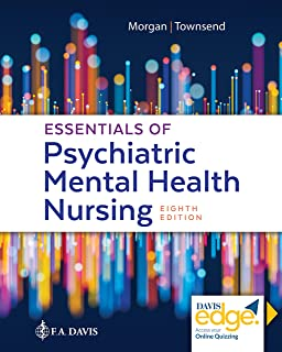 Essentials of Psychiatric Mental Health Nursing: Concepts of Care in
