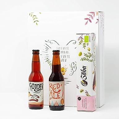 Pack Pistacho ecológico Cáscara Tostado (200g) + Cerveza Golden ...