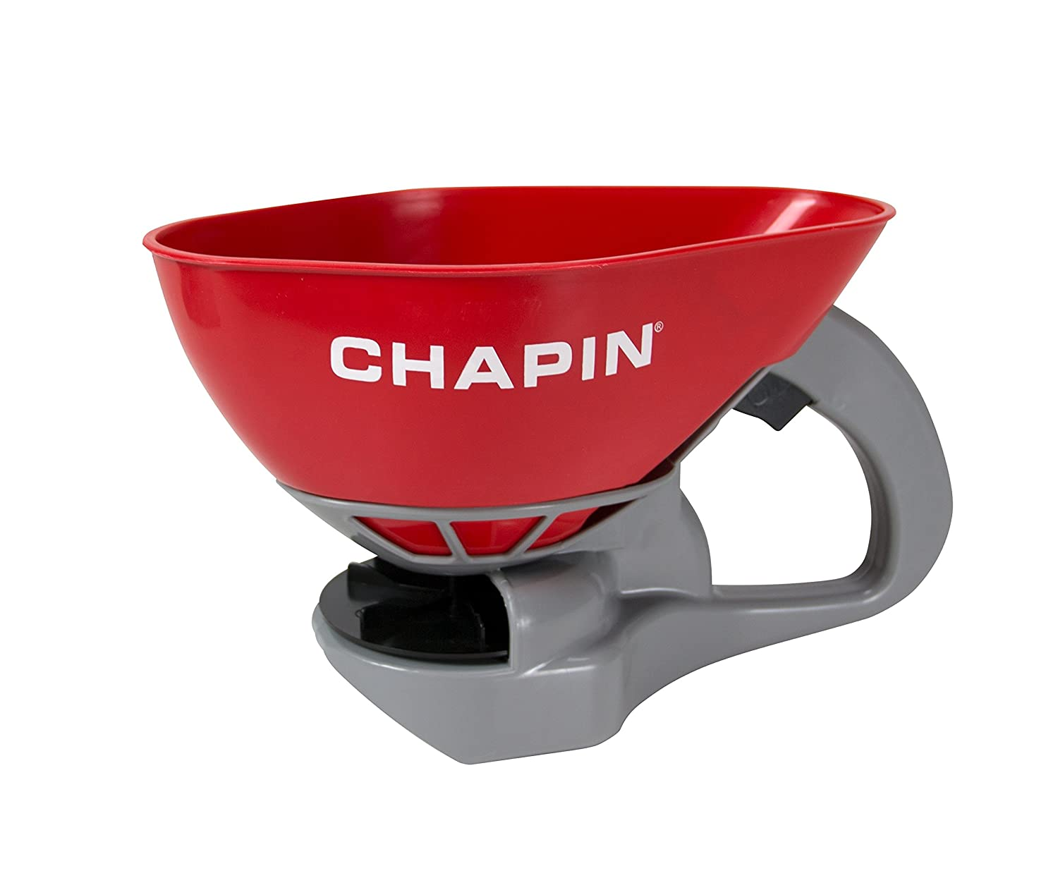 Chapin 8706A 1.6L/.4 Gal All season Poly Hand Crank Spreader For Seeds, Fertilizer and Ice Melt. 1.6L (1 Spreader/Package) Chapin International Inc.