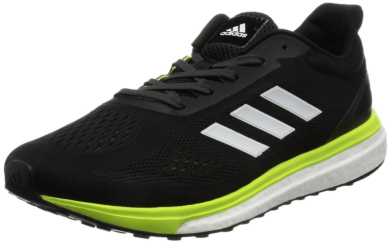adidas Performance - Zapatillas de deporte. 45 1/3 EU|Negro Y Amarillo