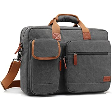 reliable Coolbell Canvas Briefcase