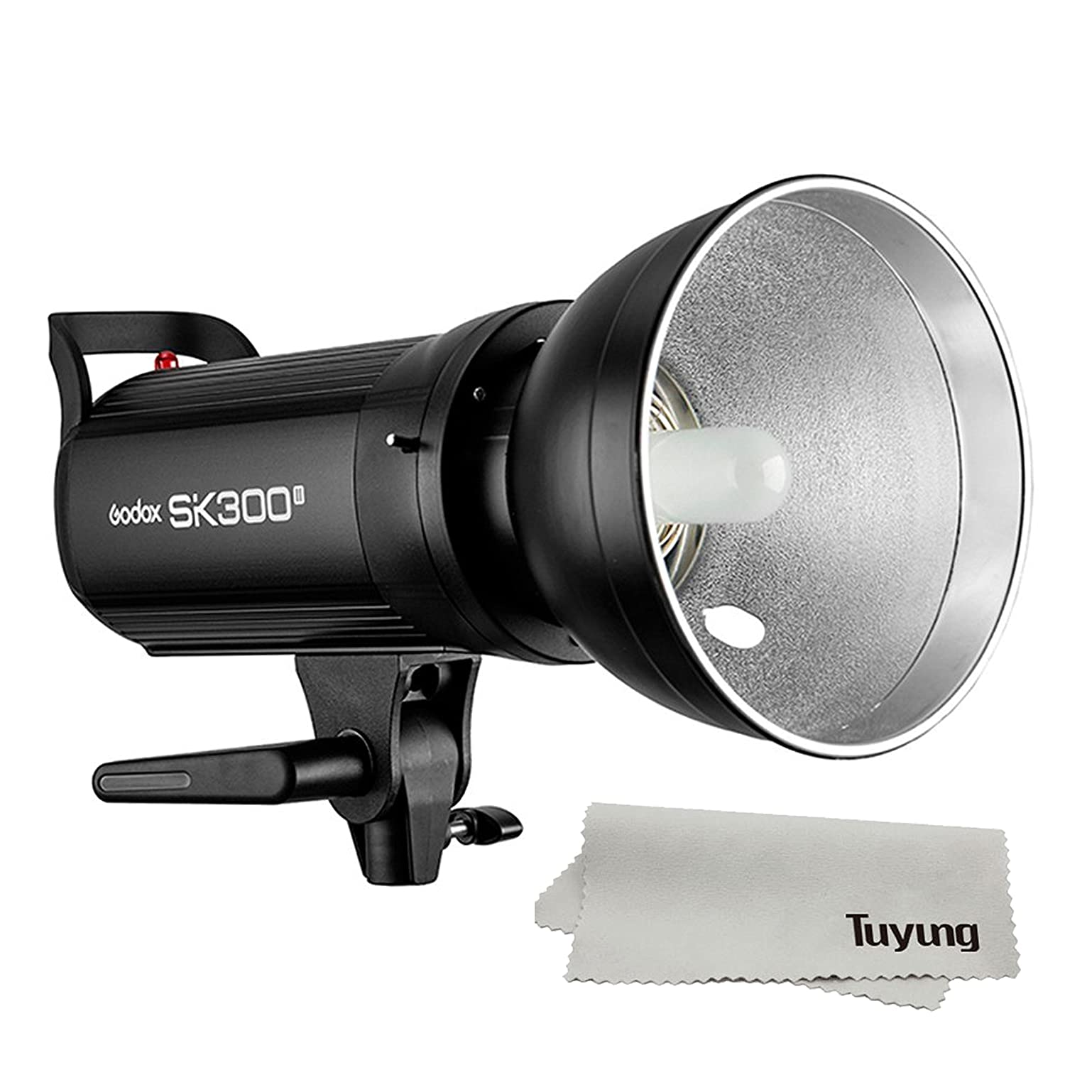 Godox SK300II 300 Monolight with Built-in Godox 2.4G Wireless X System Bowens Mount Strobe Flash for Photography Lighting Portrait Photography SK300 II