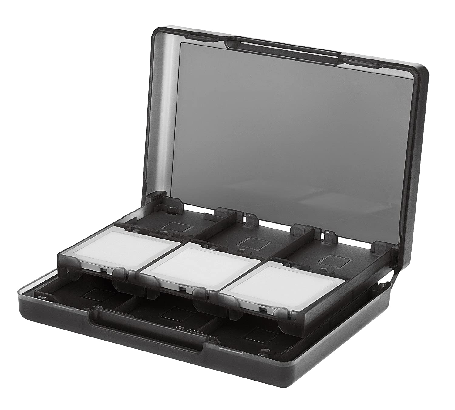 Amazon.com: AmazonBasics Nintendo 3DS Game Card Storage Case ...
