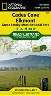 Great Smoky Mountains National Park (National Geographic Trails ...