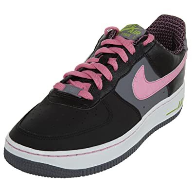hot sale online 5ccca aa821 NIKE Air Force 1 (Gs) Big Kids Style  314219-006 Size