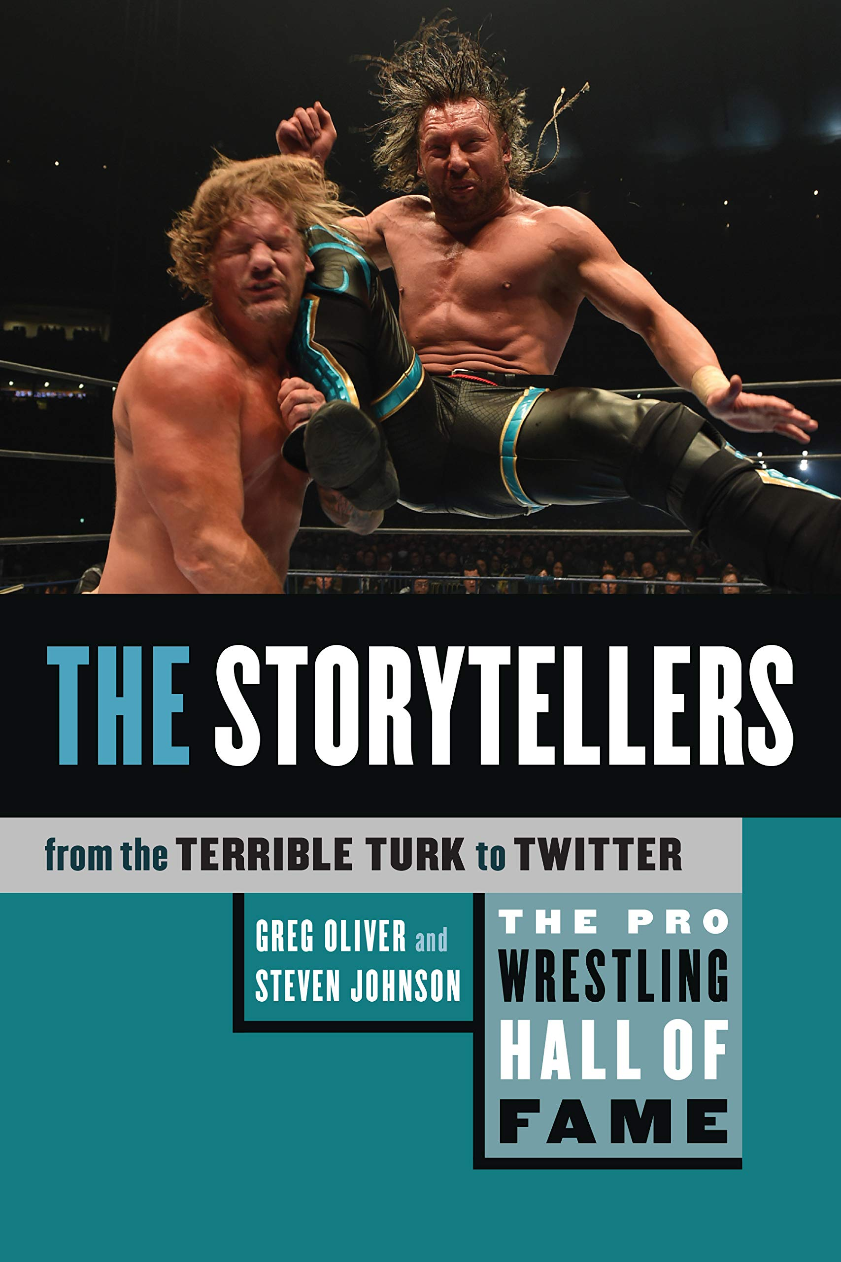 The Pro Wrestling Hall of Fame: The Storytellers (From the ...