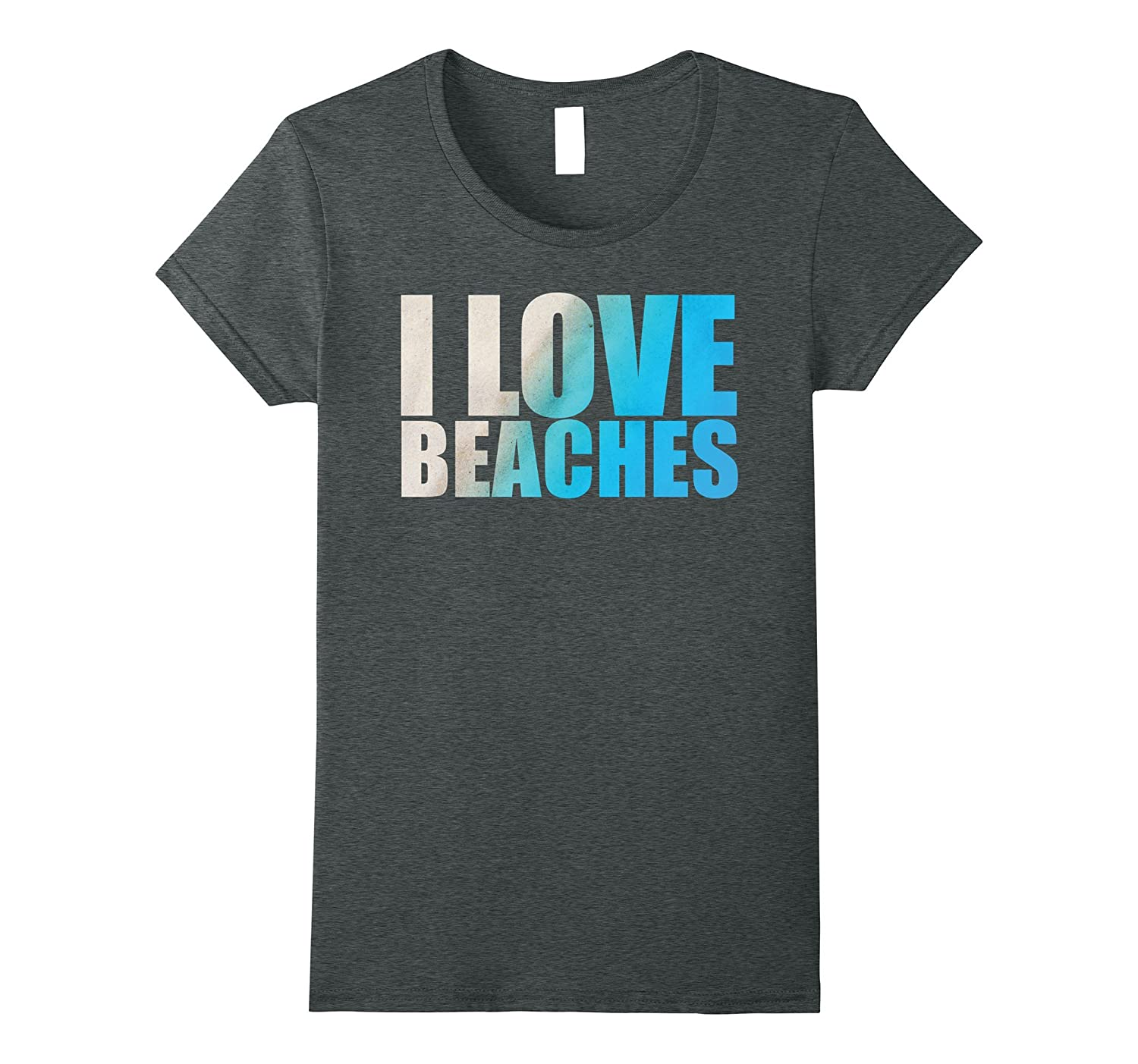 Summer Love and Beach T Shirt – Sun Sand Ocean Tee-men women
