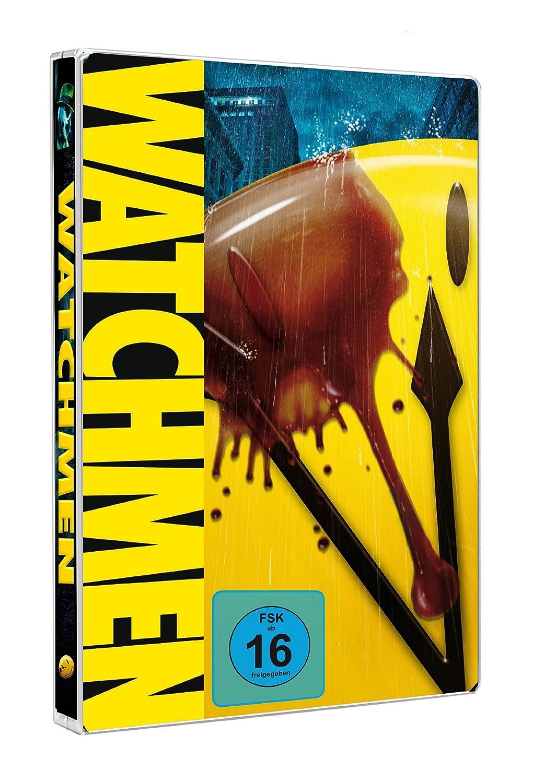 Watchmen - Die Wächter (Steelbook) [Alemania] [DVD ...