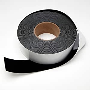 Carl's Black Felt Tape for DIY Projector Screen (Contrast-Boosting Border) (2-inch x 60-Foot | FBA)