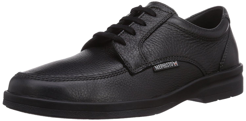 Mephisto Janeiro Natural 7200 Black - Zapatos de Cordones para Hombre P5041041