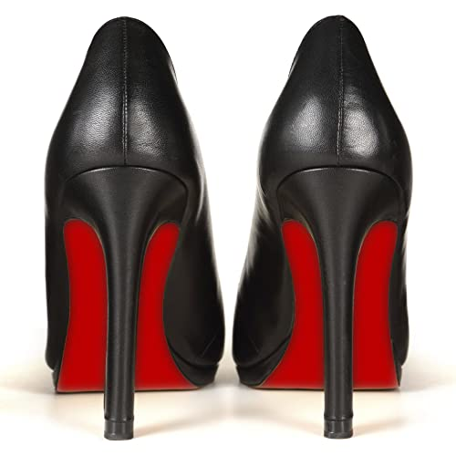 48e83031c9e Sole-Glo Women's DIY High Heel Red Color Bottom Enhancer Kit