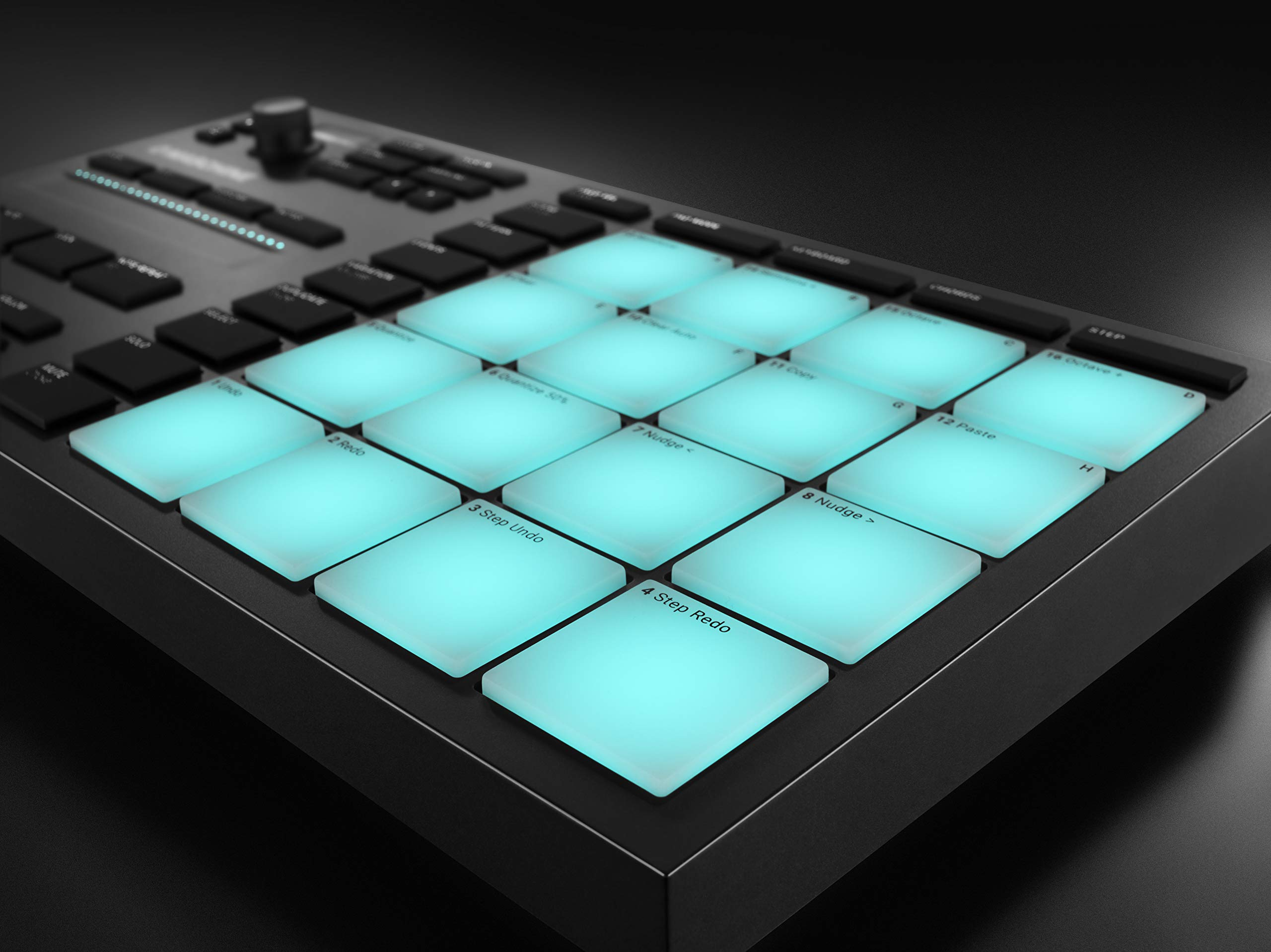 Native Instruments Maschine Mikro Mk3 Drum Controller - Buy Online ...