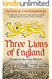 Three Lions of England