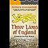 Three Lions of England