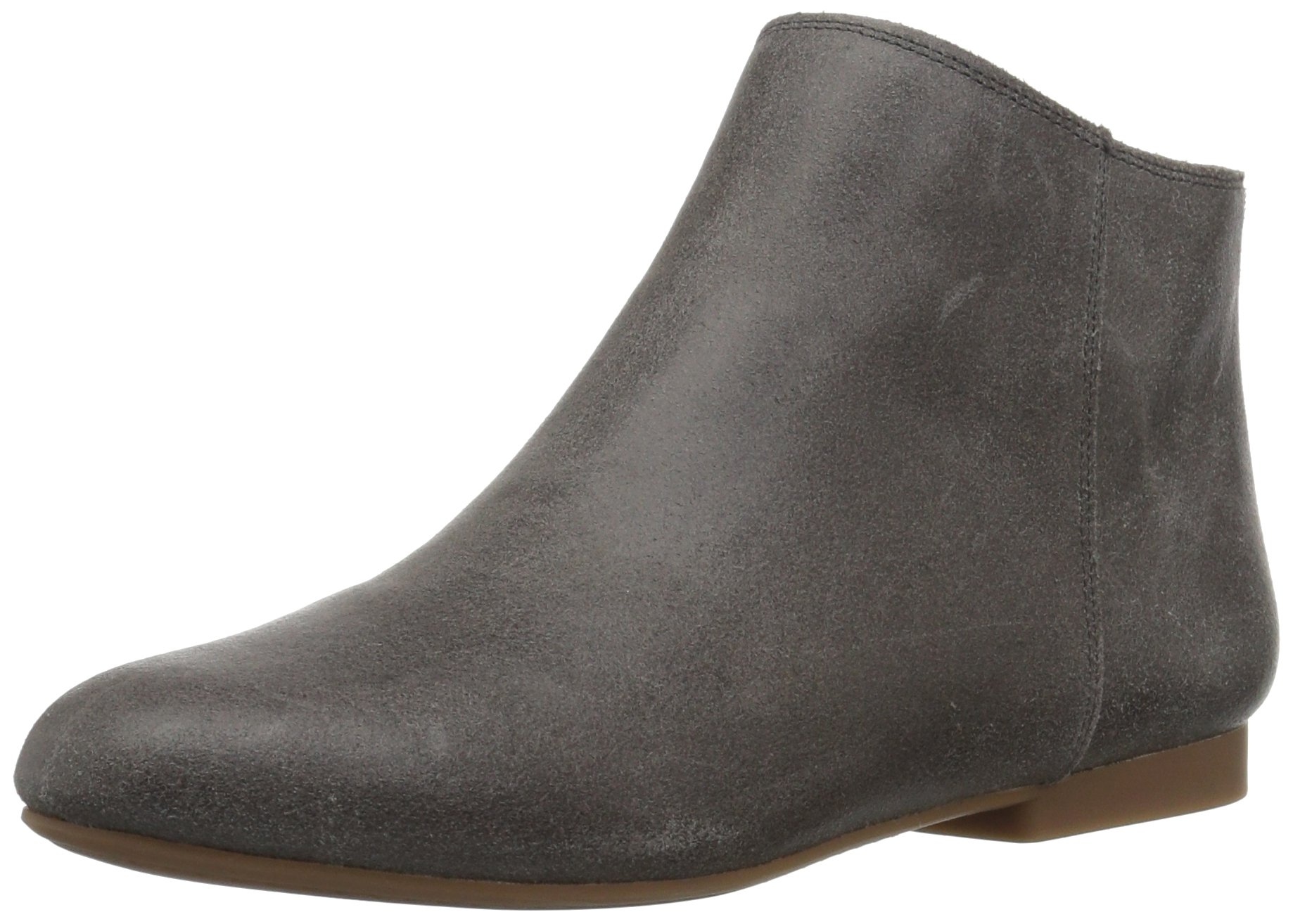 Lucky Brand Women's Gaines Ankle Boot,Storm,8 Medium US
