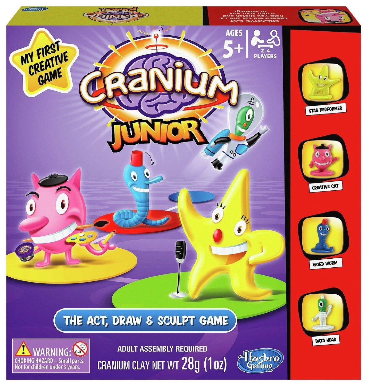 Cranium Junior My First Creative Game Amazon Toys Games