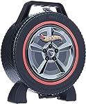 Maleta Roda Radical para 36 Carros Hot Wheels