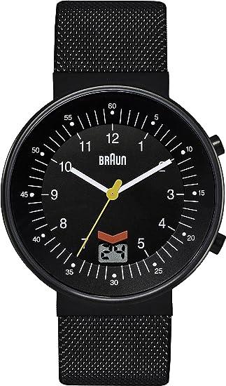 7ca1b39b627e Braun BN0087BKBKMHG - Reloj de cuarzo