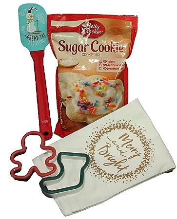 Amazon Com 5 Pc Holiday Baking Gift Set Hostess Gifts For Women