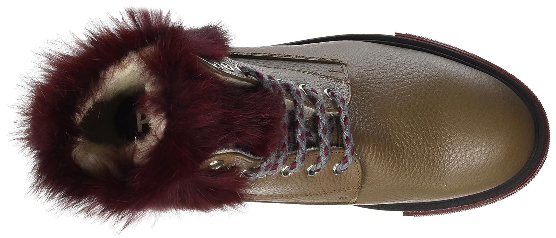Pollini Damen W.Ankle Boot Stiefeletten, Braun (Fango), 37 EU
