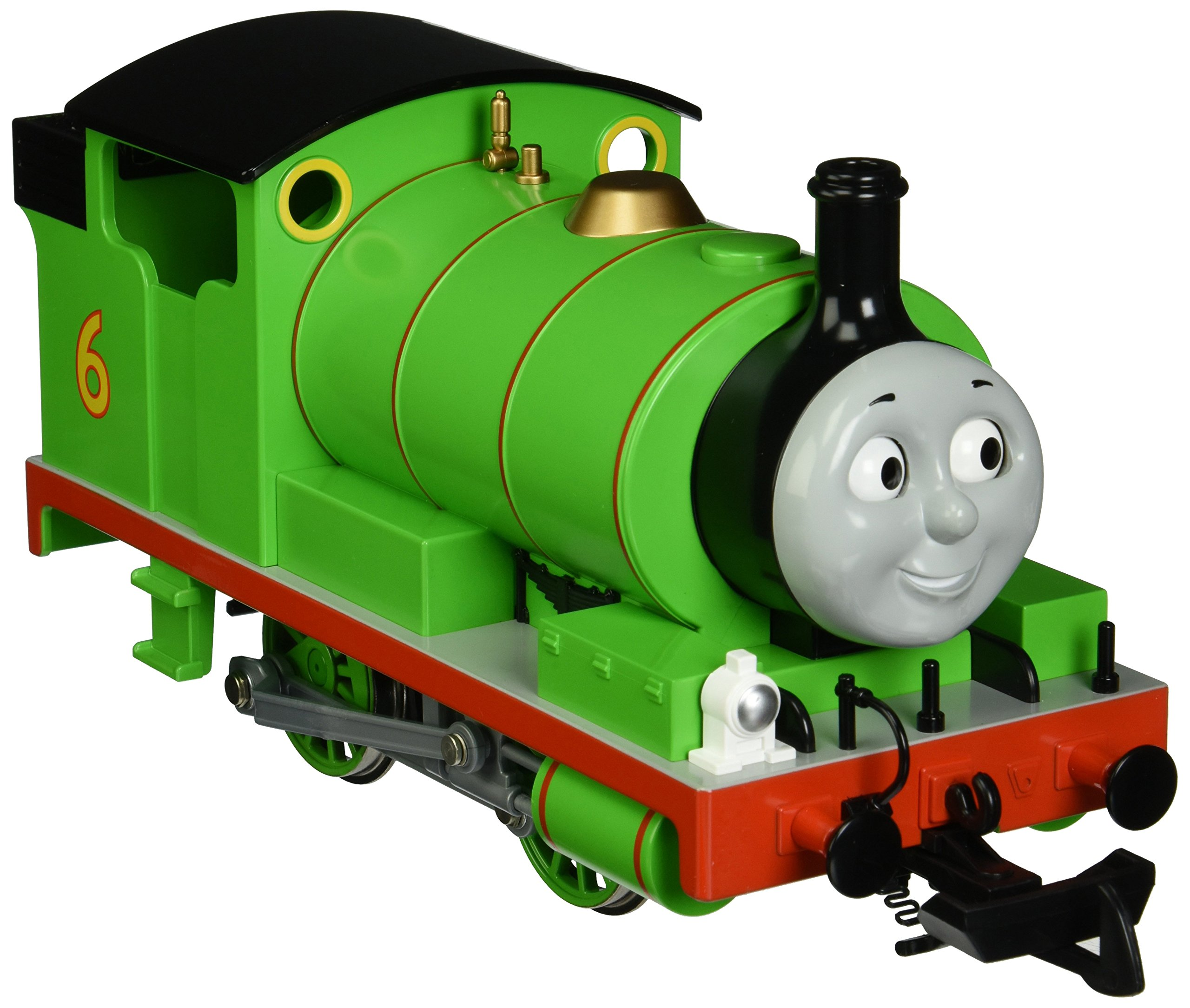 Bachmann Thomas & Friends - Percy with Moving Eyes - Large ''G'' Scale Locomotive