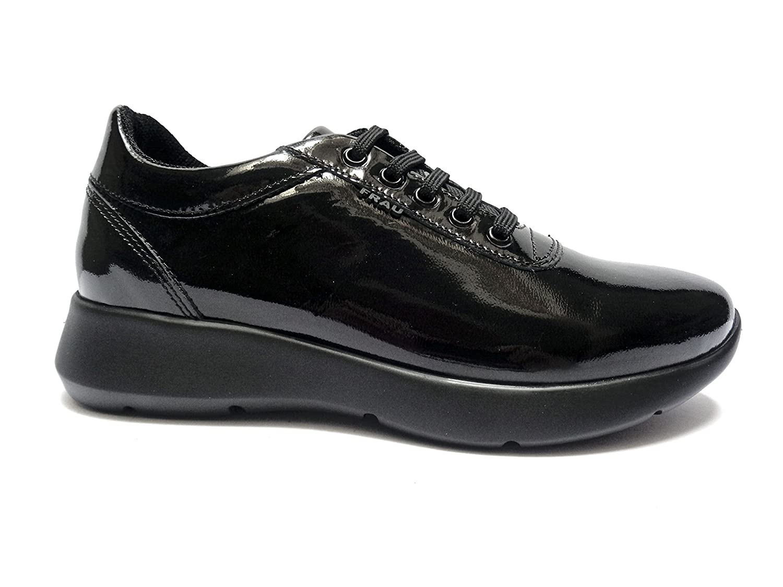 Frau  Damen Outdoor Fitnessschuhe schwarz schwarz 35 EU