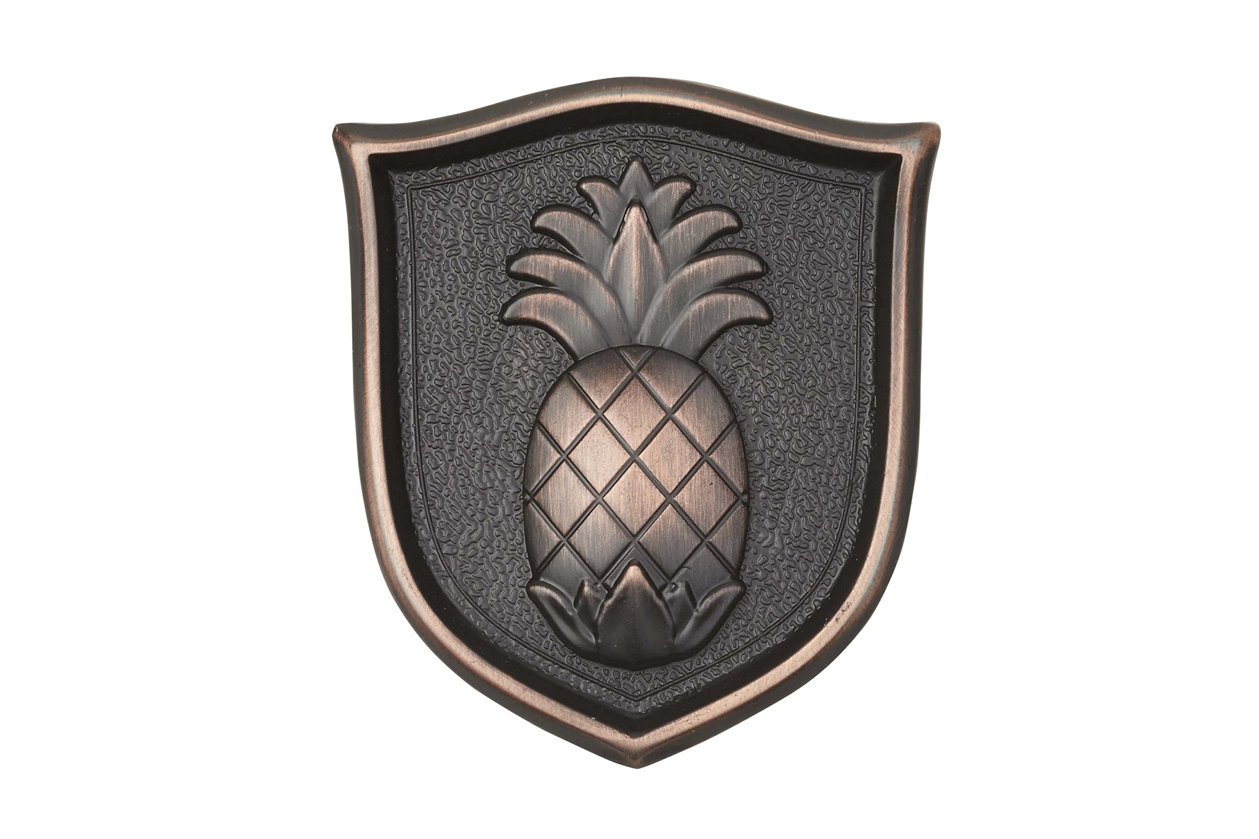 Architectural Mailboxes 3630ORB Aluminum Oil Rubbed Bronze Pineapple Emblem