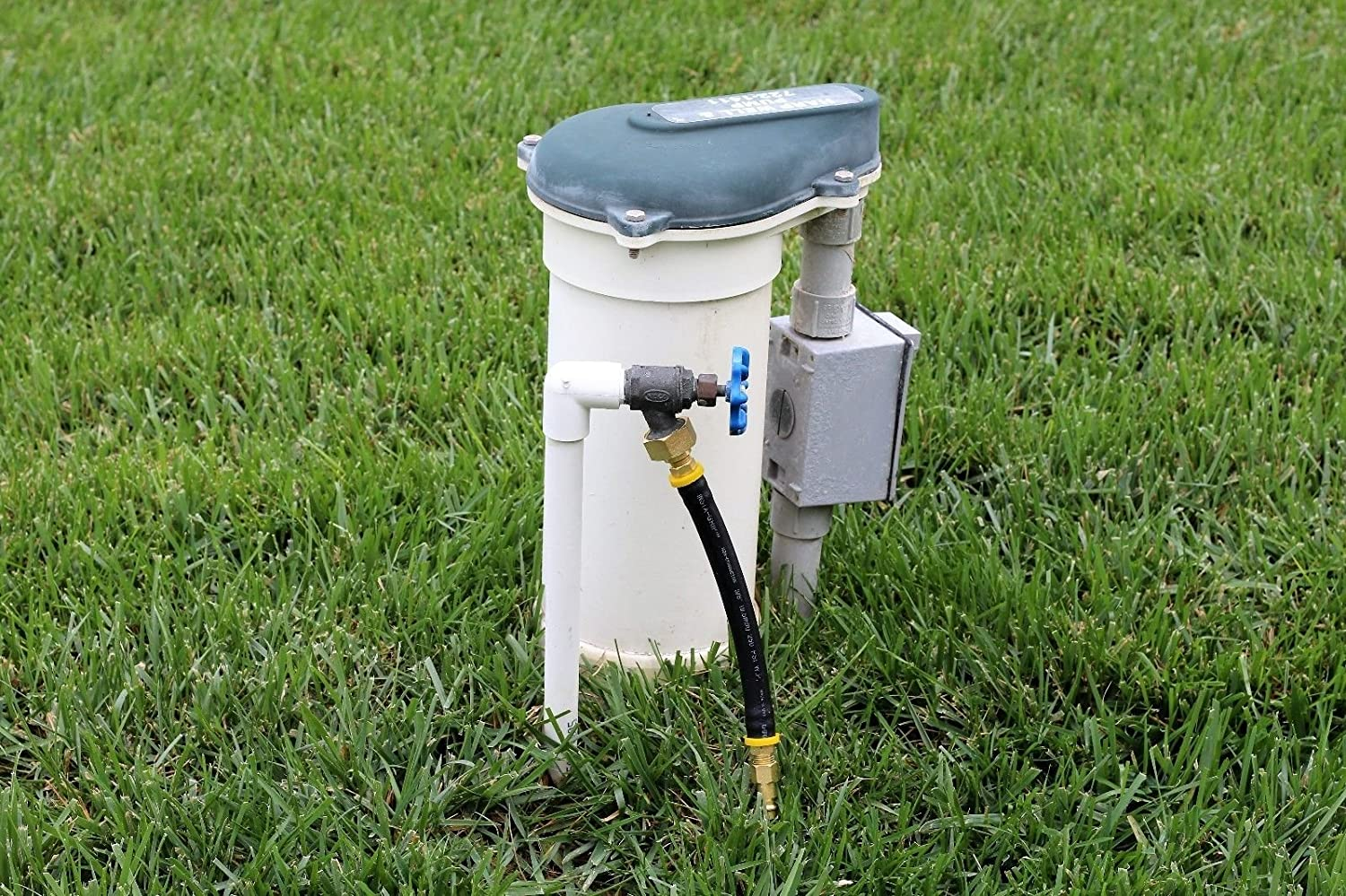 winterize sprinkler systems and outdoor faucets air compressor