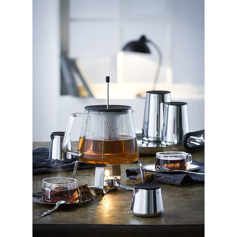 WMF Barista 0633596040 Sugar Pot Stainless Steel