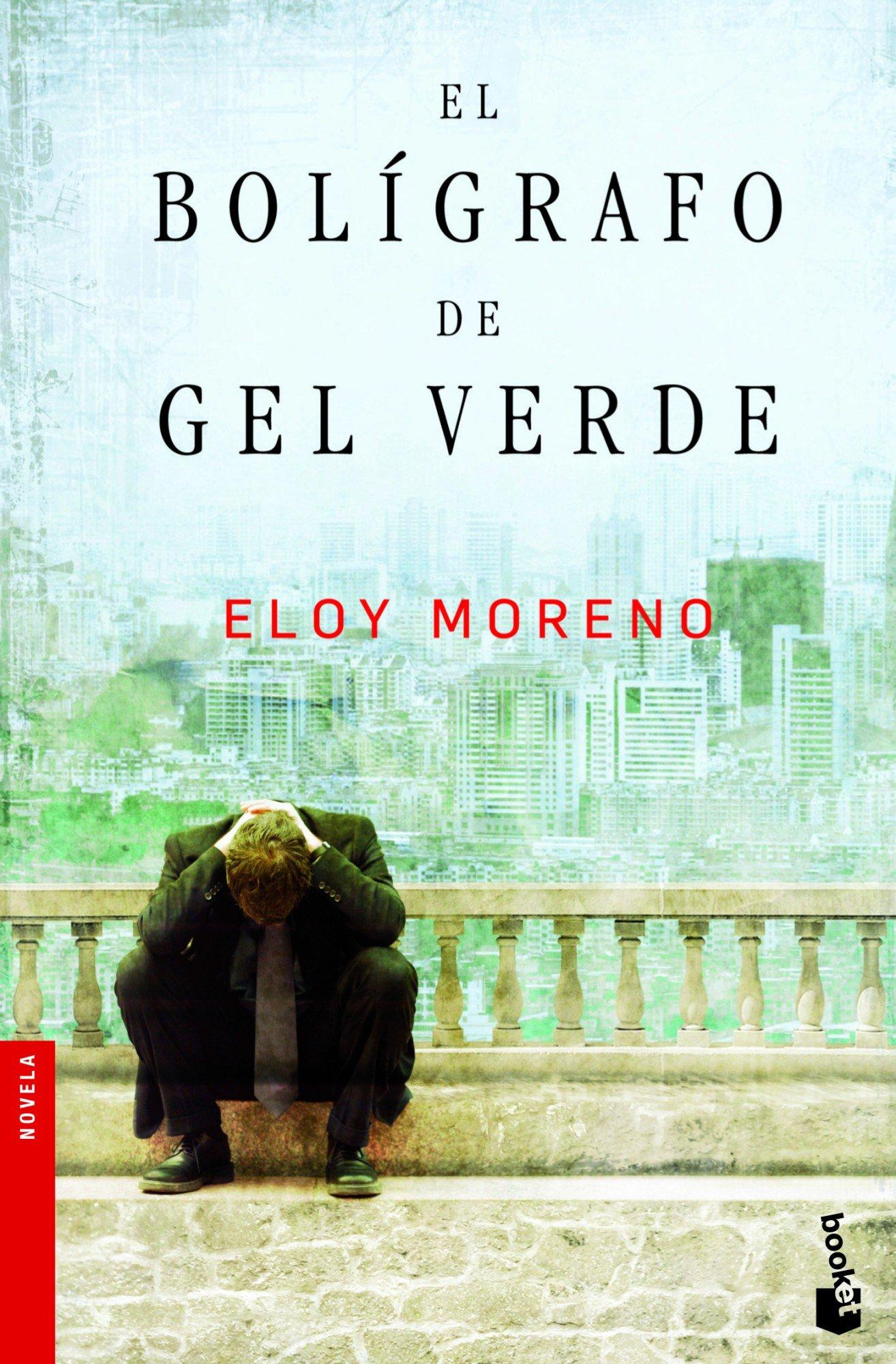El Bolígrafo De Gel Verde Nf Novela Amazon Es Moreno Eloy Libros