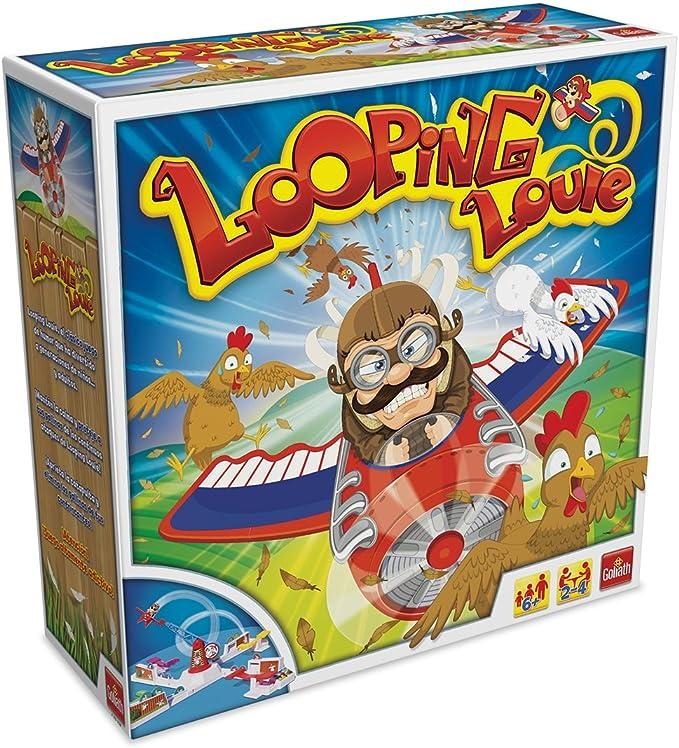 Goliath – 70102.006 – Juego de Acción y de Reflejos – Looping ...