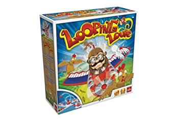 Goliath - 70102.006 - Juego de Acción y de reflejos - Looping Louie: Amazon.es: Juguetes y juegos